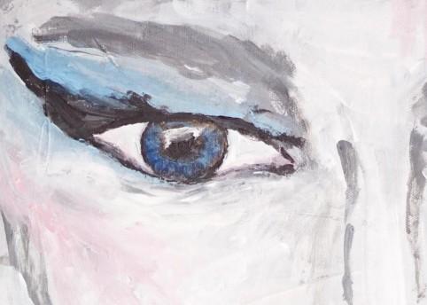 'Tate Modern' (2016) Julia Fodor aka Princess Julia