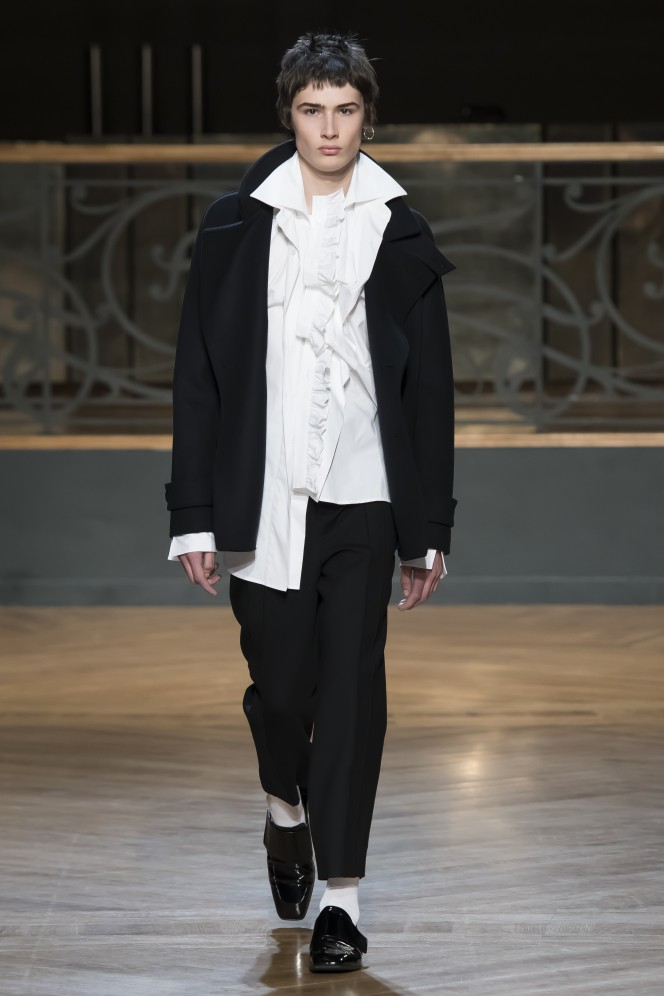 WOOYOUNGMI FW17-1