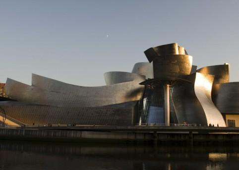 Guggenheim Museum Bilbao. Courtesy of Guggenheim.