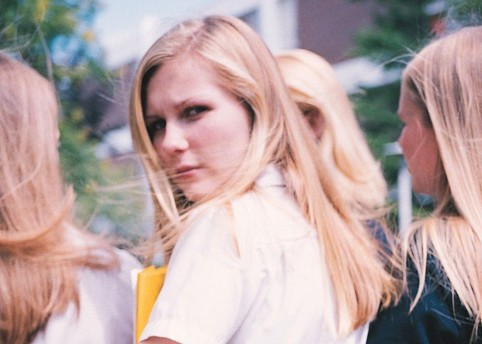 Kirsten Dunst in The Virgin Suicides, dir. Sofia Coppola 1999