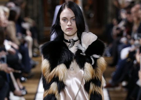 LANVIN ready to wear   fall winter 2017-18   Paris mars 2017
