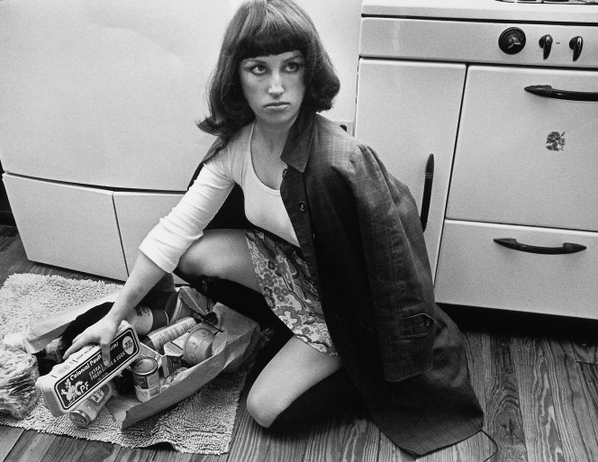 Cindy Sherman Untitled Film Still #10 (1977) Courtesy of the artist and Metro Pictures, New York