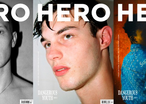 HERO 17 –Dangerous Youth limited edition covers