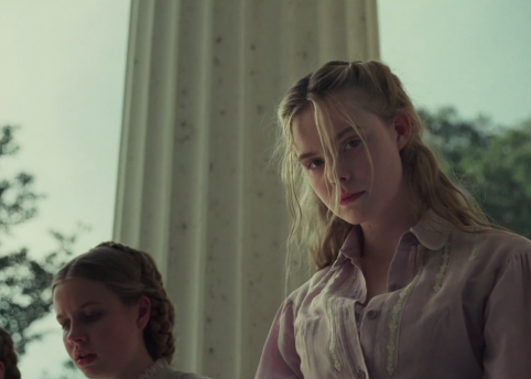 'The Beguiled' dir. Sofia Coppola. © American Zoetrope 2017.