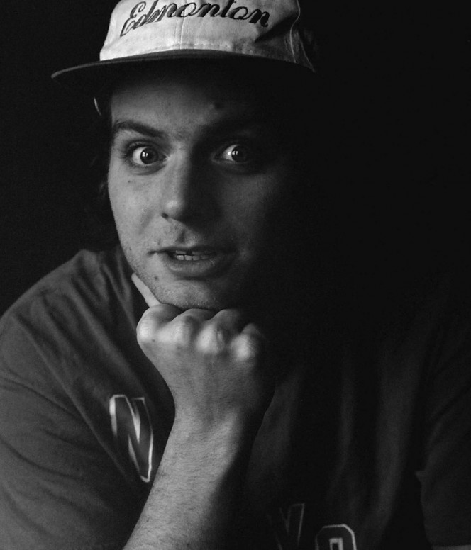 Mac DeMarco in HERO 11. Photograph by Michael Avedon