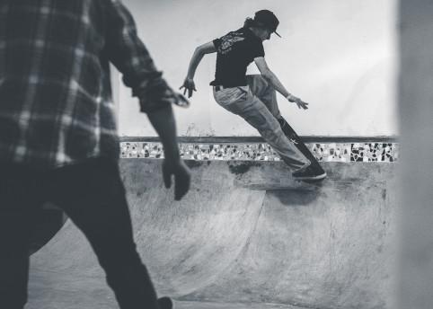 Byrrrh x Levi's Skateboarding