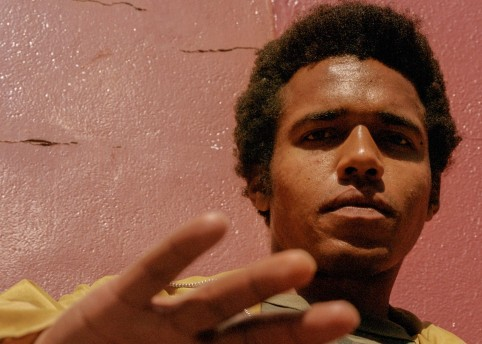 Benjamin Booker. Photography Tomas Turpie