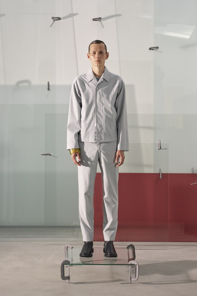 MACKINTOSH - HERO SS18-1