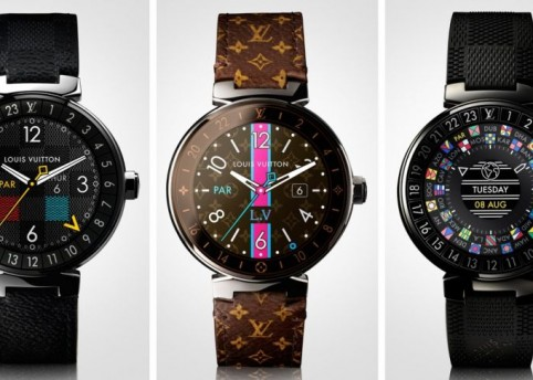 The Tambour Horizon by Louis Vuitton