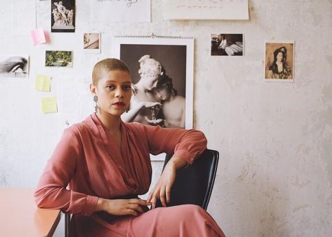 Katrice Dustin. Photography Isabel O'Toole