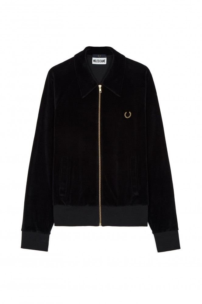 Fred Perry x Miles Kane 3