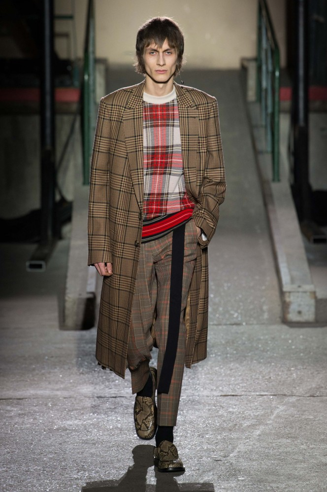 DRIES VAN NOTEN FW18 - HERO-1