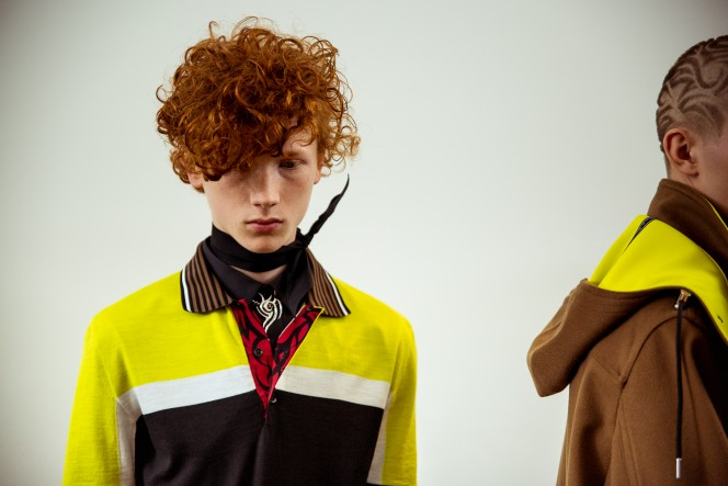 Dior Homme AW18 | Portia Hunt for HERO