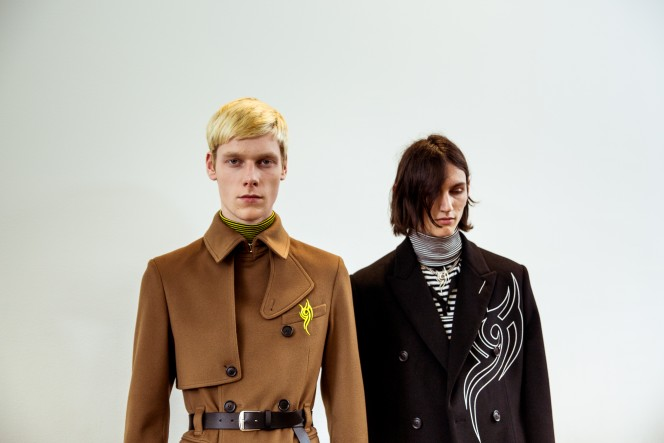 Dior Homme AW18   Portia Hunt for HERO