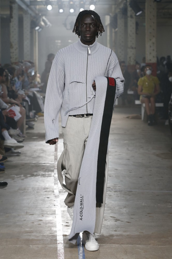 A COLD WALL SS19 - HERO-1