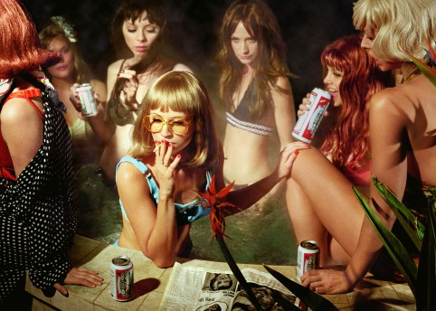 Alex Prager, 'The Big Valley: Susie and Friends', 2008 © Alex Prager Studio and Lehmann Maupin, New York and Hong Kong.