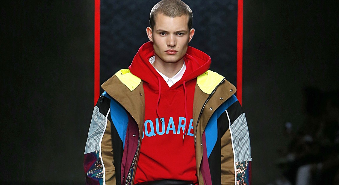 Dsquared2 Milan Menswear Spring Summer 2019  Milan June 2018