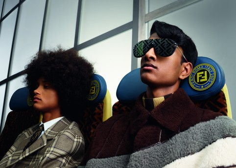 02_FENDI Men's FW18-19 Adv Campaign
