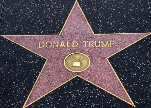 DT walk of fame