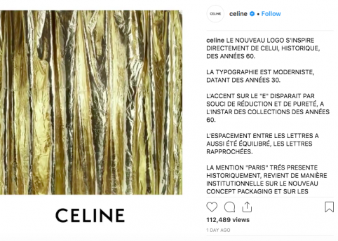CELINE - HERO
