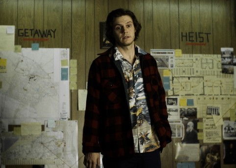Evan Peters - American Animals - HERO