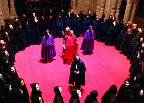 Eyes Wide Shut - Tom Cruise