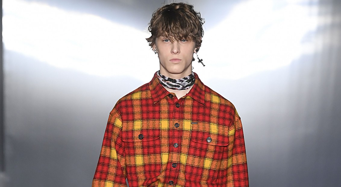 Dsquared2 Milan Menswear Fashion Week Fall Winter 2019 Milan Jan 2019