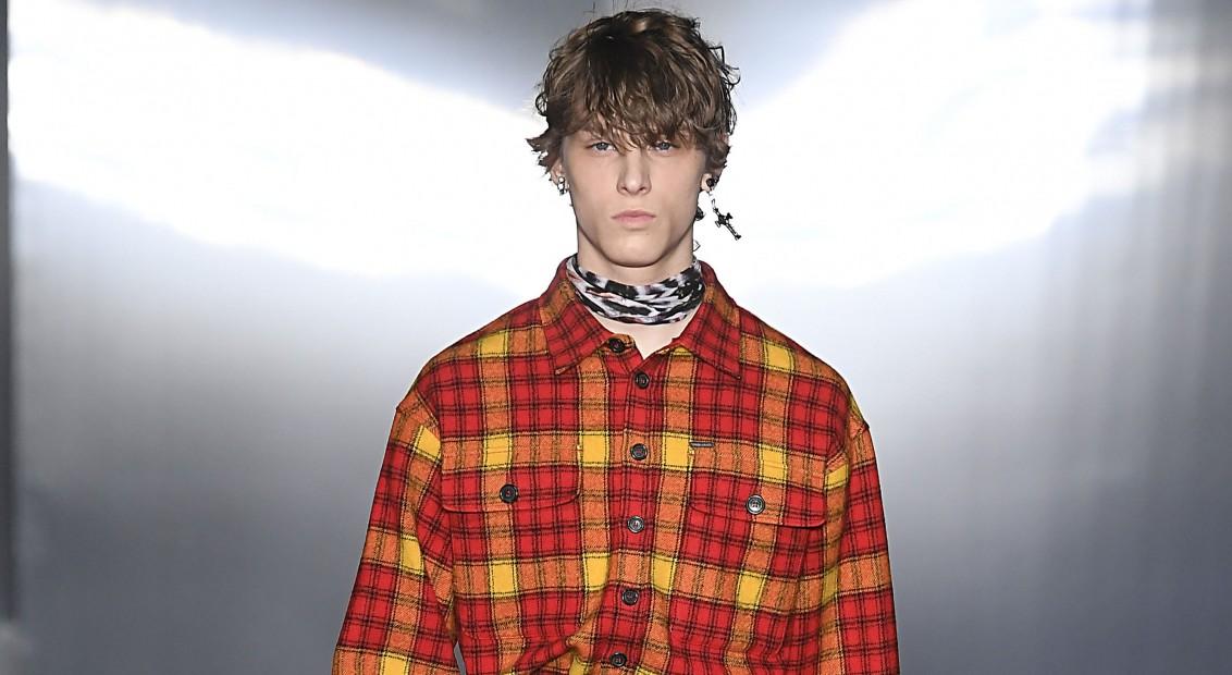 Dsquared2 Milan Menswear Fashion Week Fall Winter 2019 Milan Jan 2019