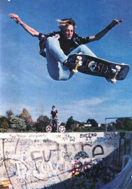 Archive photos - Tony Hawk - HERO-1