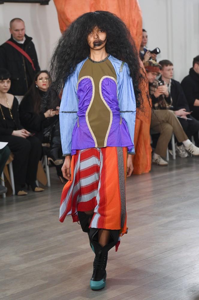 Kiko Kostadinov  womenswear aw19 london