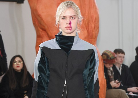 Kiko Kostadinov  womenswear aw19 london