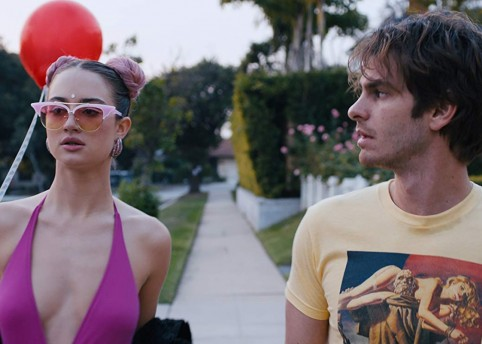 UNDER THE SILVER LAKE - HERO