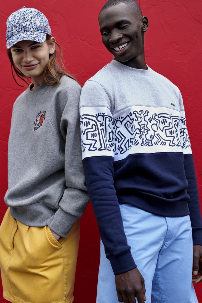 03_LACOSTE X KEITH HARING