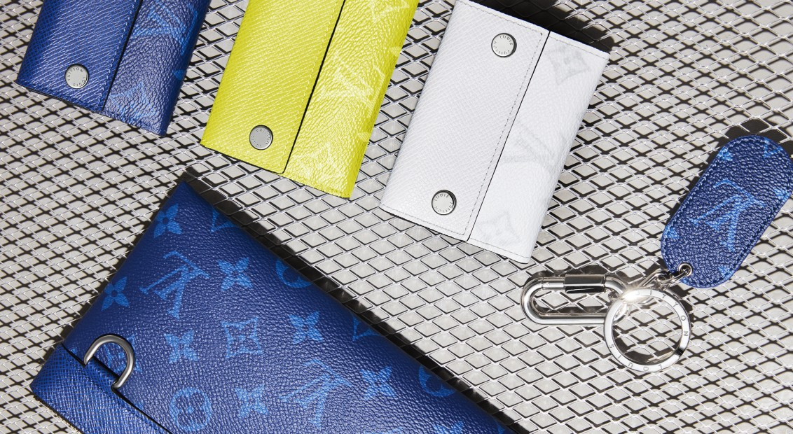 cc3663a09fc5 Louis Vuitton reveal a new leather line inspired by a voyage to the  antipodes