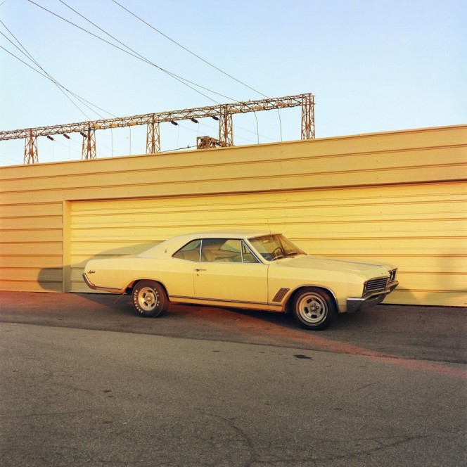 William Eggleston, Untitled, c. 1977 (detail)
