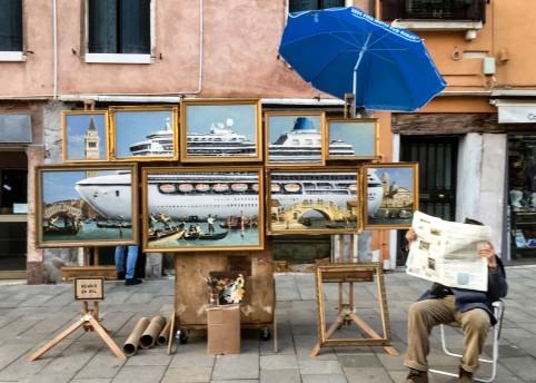 Banksy Venice - HERO
