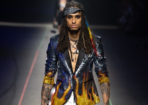 [PRIVATE FOR APPROVALS] PHILIPP PLEIN SS20 FASHION SHOW: FULL LENGTH