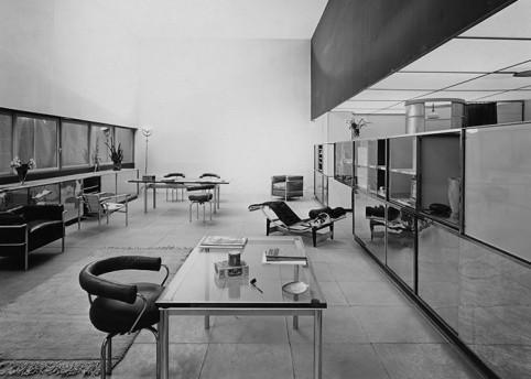 Le Corbusier, Pierre Jeanneret, Charlotte Perriand, Un equipement interieur d'une habitation, Salon d'autonmne, 1929