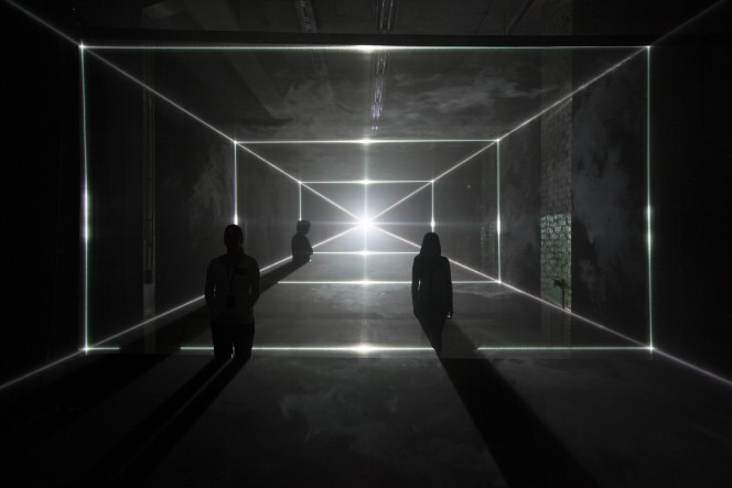 Vanishing Point / United Visual Artists