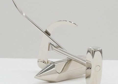 Zarouhie Abdalian Joint (ii), 2016 Mirrored hand tools