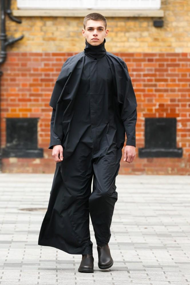 Chalayan Fashion show in London Menswear Collection Fall Winter 2020