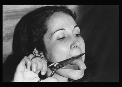 É o que sobra, da série Fotopoemação ( What is Left Over, from the series Photopoemaction), 1974