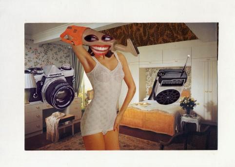 Untitled (1977) / Linder Sterling