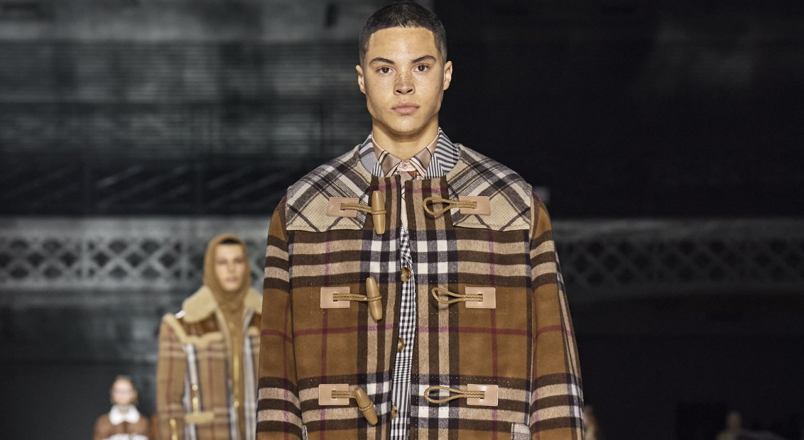 Burberry Autumn_Winter 2020 Collection - Look 47