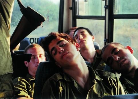 Untitled, from the series Soldiers, 1999. Courtesy Adi Nes & Praz - Delavallade Paris, Los Angeles.