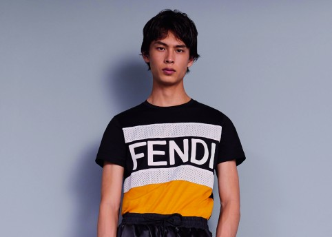 HERO - Fendi Men's Leisurewear Crop