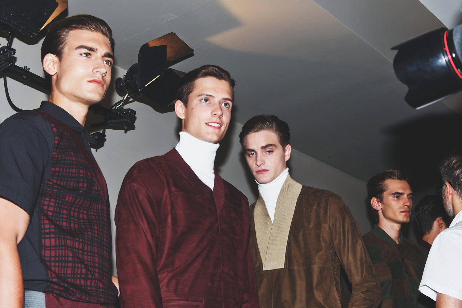 HERO HARRY CARR BACKSTAGE BOTTEGA VENETA IMG_2577
