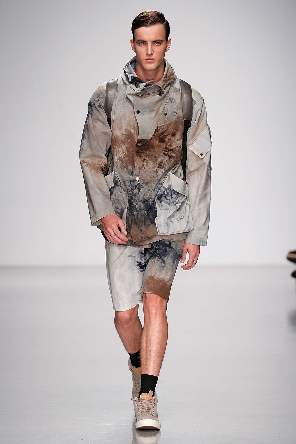 HERO-MAGAZINE-SS14-CHRISTOPHER-RAEBURN-CATWALK--Christopher-Raeburn-SS14-Menswear-Look-1