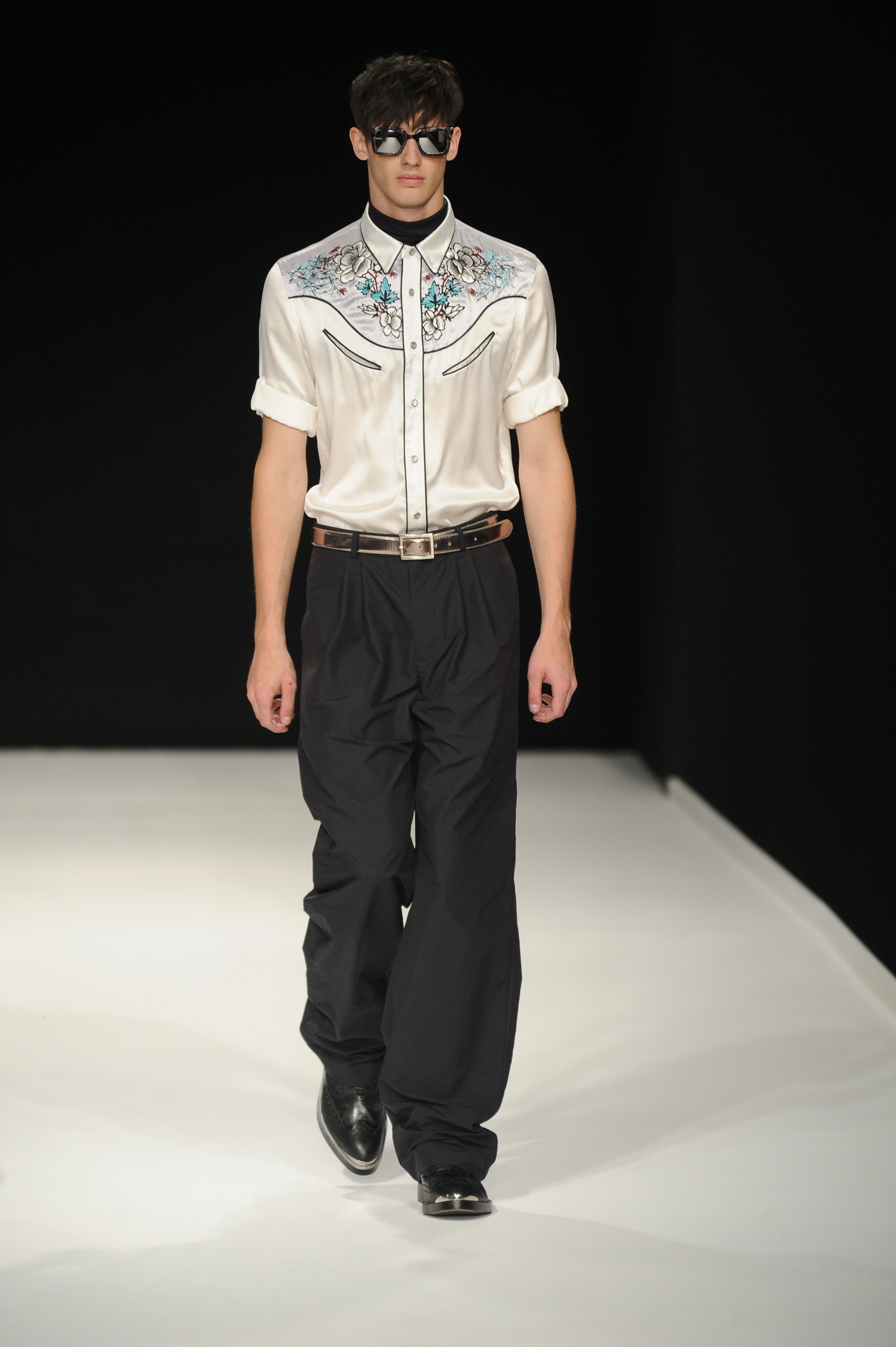 Topman design SS14 HERO look 1