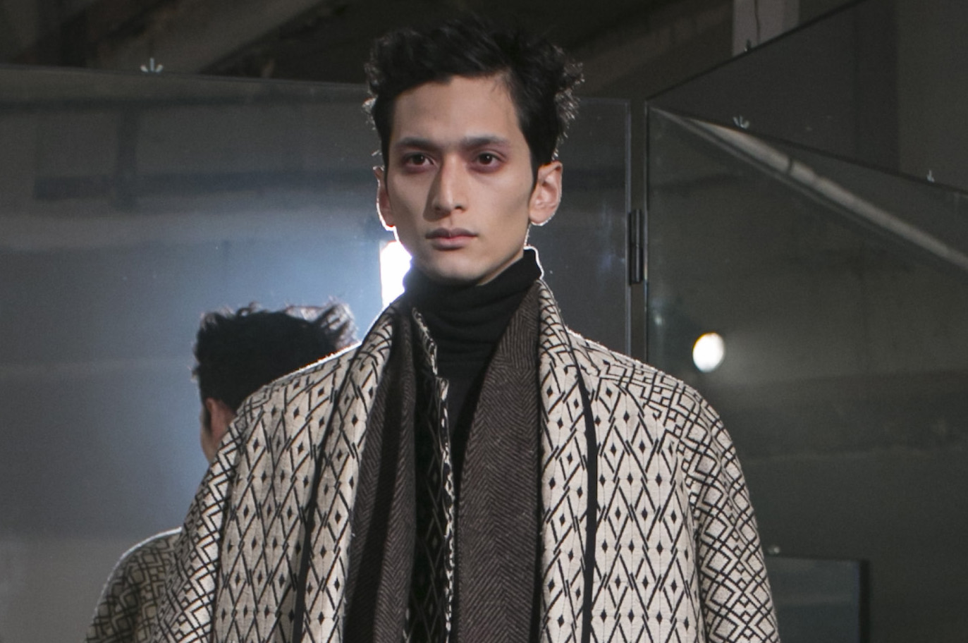 Haider Ackerman, Fashion Show in Paris, Menswear Collection, Fall Winter 2014